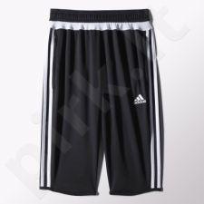 Sportinės kelnės 3/4 Adidas Tiro15 Junior M64026