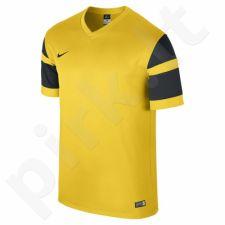 Marškinėliai futbolui Nike TROPHY II M 588406-739