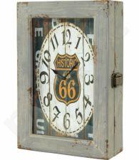 Dėžutė su laikrodžiu 102229