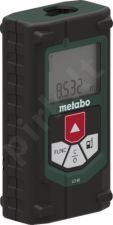 Lazerinis atstumo matuoklis Metabo LD 60 / 0,05 - 60m
