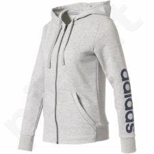 Bliuzonas  Adidas Essentials Linear Full Zip Hoodie W S97078