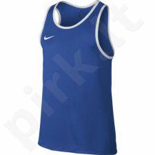 Marškinėliai krepšiniui Nike Dry Tank M 830953-480