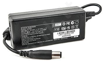 Notebook power supply DELL 220V, 65W: 19.5V, 3.34A