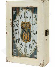 Dėžutė su laikrodžiu 102230