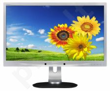 Monitorius Philips 231P4QUPES, 23'', USB 3.0, LAN