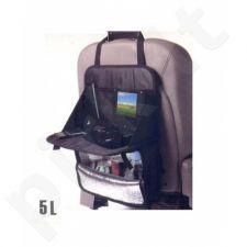 Apsauga sėdynės / krepšys daiktams su šaltkrešiu