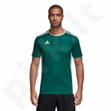 Marškinėliai futbolui adidas Entrada 18 CD8358