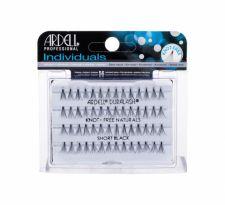 Ardell Individuals, Duralash Knot-Free Naturals, dirbtinės blakstienos moterims, 56pc, (Short Black)