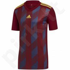 Marškinėliai futbolui Adidas Striped 19 Jersey Junior DP3203