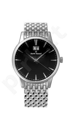 Vyriškas Claude Bernard laikrodis 63003 3M NIN