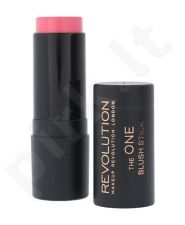 Makeup Revolution London The One skaistalai Stick, kosmetika moterims, 12g, (Matte Pink)