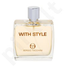 Sergio Tacchini With Style, EDT vyrams, 100ml
