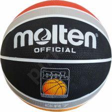 Krepšinio kamuolys rubber BGR7-BL