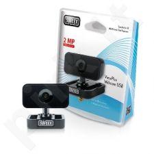 Web kamera Sweex ViewPlus USB Juoda