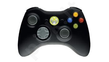 Xbox360 Wireless Common Controller Win USB Port EN/FR/DE/IT/ES EMEA Hdwr Black