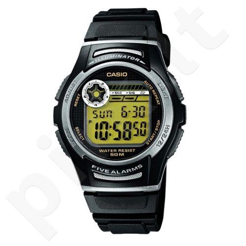 Casio vyriškas laikrodis W-213-9AVES