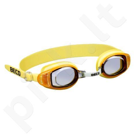 Plaukimo akiniai Kids UV antifog 9927 2 yellow