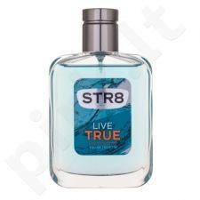 STR8 Live True, tualetinis vanduo vyrams, 100ml