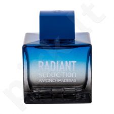 Antonio Banderas Radiant Seduction in Black, EDT vyrams, 100ml