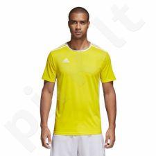 Marškinėliai futbolui adidas Entrada 18 CD8390