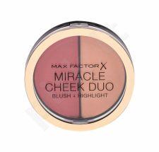 Max Factor Miracle Cheek Duo, skaistalai moterims, 11g, (30 Dusky Pink & Copper)