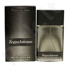 Ermenegildo Zegna Intenso, tualetinis vanduo (EDT) vyrams, 50 ml