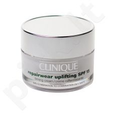 Clinique Repairwear Upkremas su liftingu SPF15 Combination Skin, kosmetika moterims, 50ml