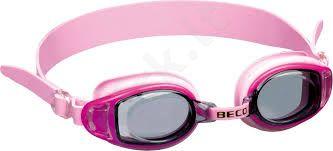 Plaukimo akiniai Kids UV antifog 9927 4 pink