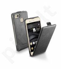 Huawei Ascend P9 Lite dėklas Flap Essential Cellular juodas