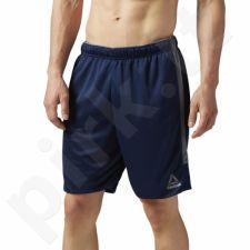 Šortai sportiniai Reebok Workout Ready Knit Short M BK2903