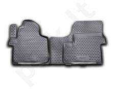 Guminiai kilimėliai 3D MERCEDES-BENZ Sprinter 2006-2013, 2 pcs. /L46010