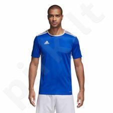 Marškinėliai futbolui adidas Entrada 18 CF1037
