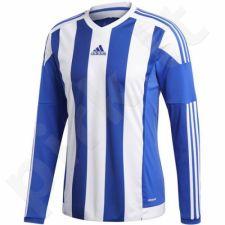 Marškinėliai futbolui Adidas STRIPED 15 JSY Junior S17190