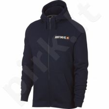 Bliuzonas Nike NSW HBR Hoodie FZ FLC M 928703-451
