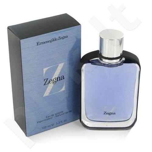 Ermenegildo Zegna Z, tualetinis vanduo (EDT) vyrams, 100 ml