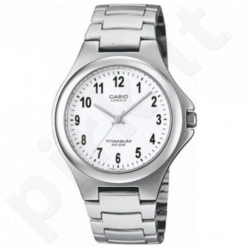 Vyriškas laikrodis CASIO LIN-163-7BVEF