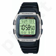 Elektroninis Casio vyriškas laikrodis W-96H-1AVES