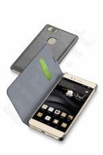 Huawei Ascend P9 Lite atverčiamas dėklas BOOK ESSEN Cellular juodas