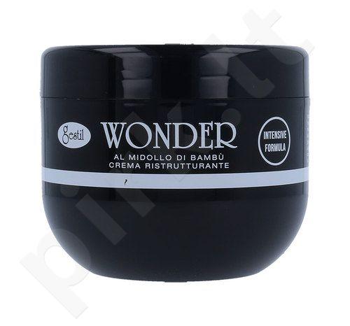 Gestil Wonder, atkuriamasis balzamas pažeistiems plaukams kosmetika moterims, 500ml