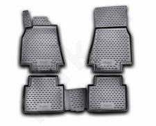Guminiai kilimėliai 3D MERCEDES-BENZ B-Class W245 2005-2011, 4 pcs. /L46012