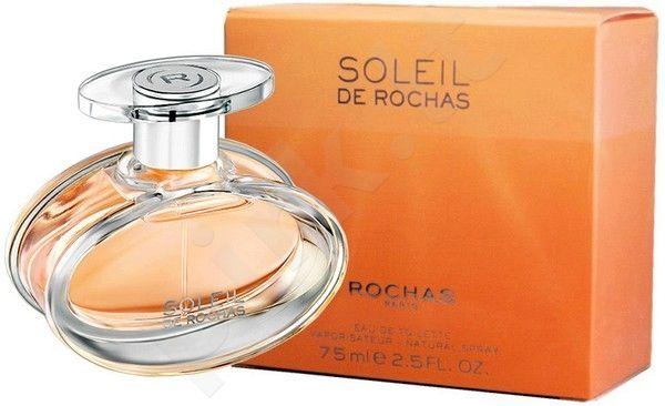 Rochas Soleil, tualetinis vanduo (EDT) moterims, 75 ml (Testeris)