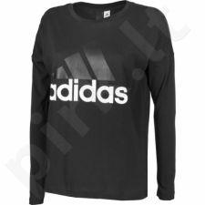 Marškinėliai Adidas Essentials Linear Longsleeve W B45746