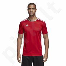 Marškinėliai futbolui adidas Entrada 18 CF1038