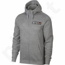 Bliuzonas Nike NSW HBR Hoodie FZ FLC M 928703-063