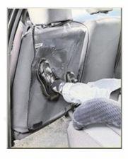 Apsauga sėdynės nugaros (skaidrus)