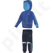 Sportinis kostiumas  Adidas Jogger Fun Polar Kids AB6986