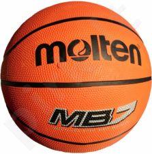 Krepšinio kamuolys rubber MB7