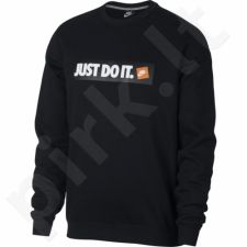 Bliuzonas Nike NSW HBR Crew FLC M 928699-010