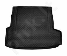 Guminis bagažinės kilimėlis BMW 3 F31 2012-> wagon ,black /N04022
