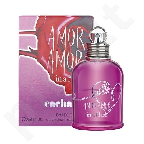 Cacharel Amor Amor In a Flash, EDT moterims, 100ml, (testeris)